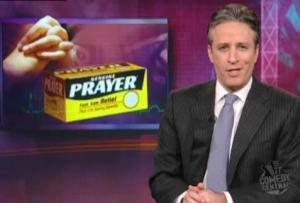Daily Show Prayer