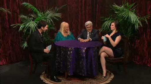 Jay Leno vs. Sylvia Browne