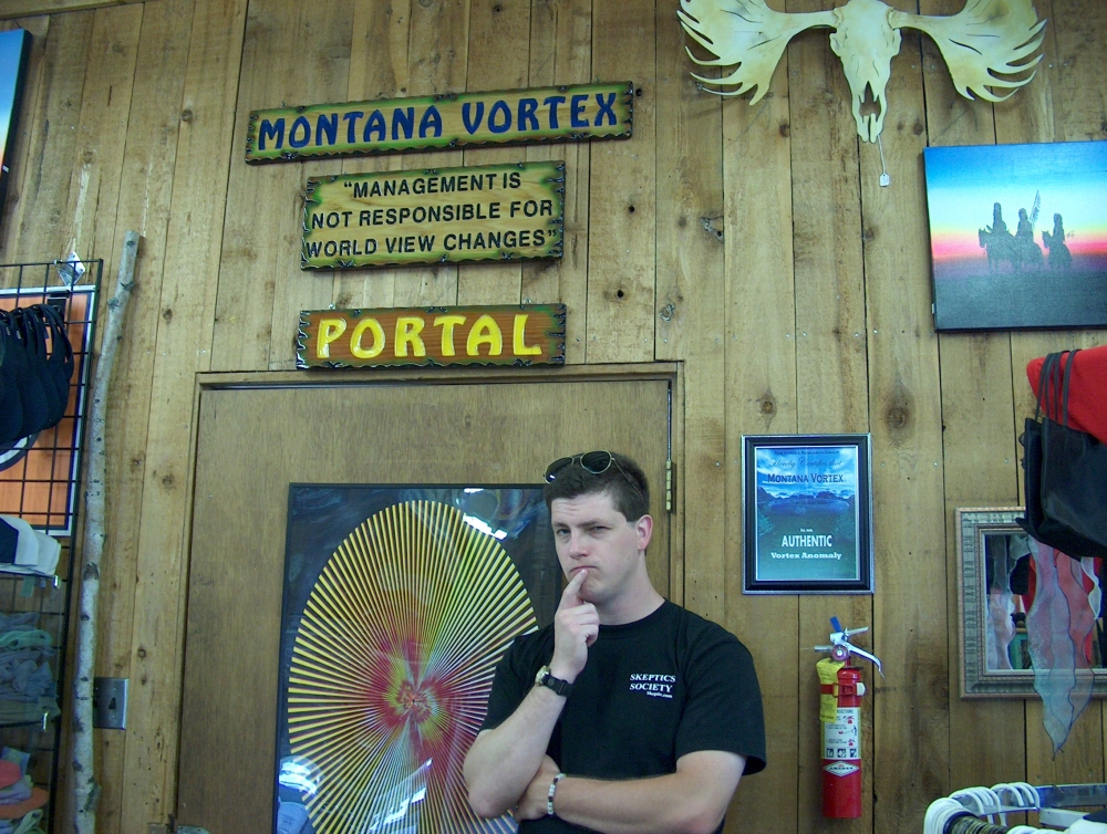 A Skeptical Investigation of the Montana Vortex & House of Mystery (1/6)