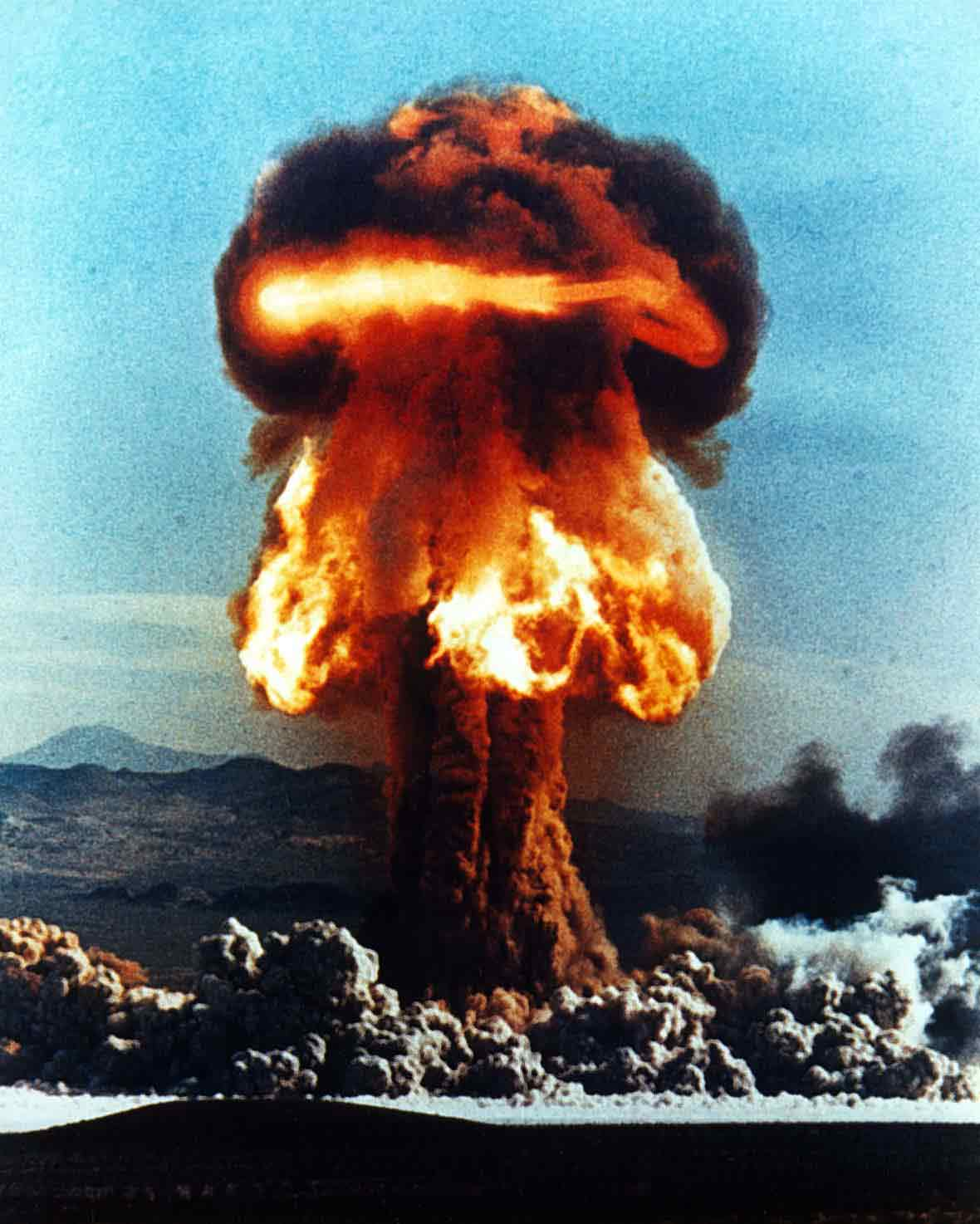 How nuclear catastrophes are classified from us 74
