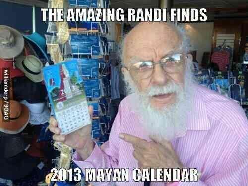 Randi Mayan calendar