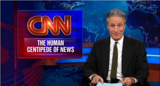 CNN-The Human Centipede of News