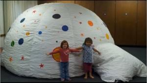 Planetarium Kickstarter