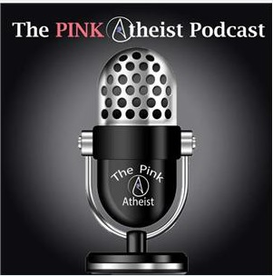 pink atheist