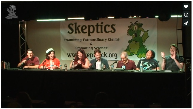 The Limits of Skepticism 2 - DragonCon 2013